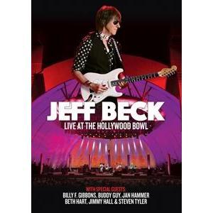 ジェフ・ベック/ライヴ・アット・ザ・ハリウッド・ボウル 2016(完全生産限定盤) [DVD]|dss