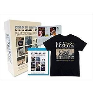 《エリック・クラプトン来日記念》プレーンズ、トレインズ&エリック(新デザインTシャツ付き)(初回生産限定盤) [Blu-ray] dss
