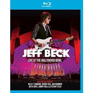 ジェフ・ベック/ライヴ・アット・ハリウッド・ボウル 2016(CD付) [Blu-ray]|dss