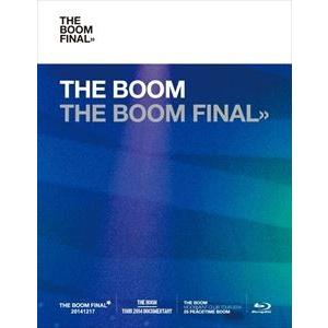 THE BOOM/THE BOOM FINAL【初回限定盤(Blu-ray)】 [Blu-ray]|dss