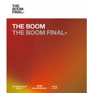 THE BOOM/THE BOOM FINAL【通常盤(Blu-ray)】 [Blu-ray]|dss