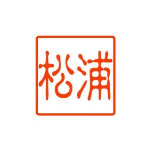 ブラザー角型ネーム印(横2文字)印影サイズ 約9.5mm シャチハタ式 落款印