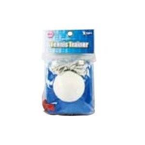 LEZAX(レザックス) VSTN-5790 Vigors 軟式テニストレーナー (台/青 ボール/白)|dstyleshop