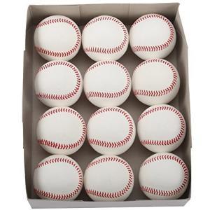 野球ボール 硬式練習球 12個入り(1白箱)|dstyleshop