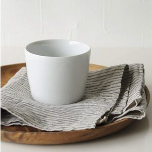 波佐見焼 長崎県 日本製 北欧風 おかず入れ 小鉢 スープカップ コーヒーカップ Scandinavia(スカンジナビア) フリーカップ ホワイト  8.1cmx6.5cm ms-fc-w dstyleshop