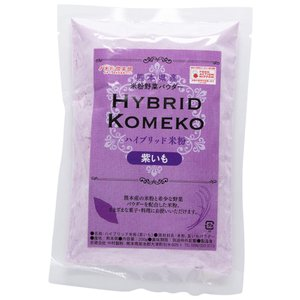 【産地】 熊本県 【原材料】 米粉 、紫いもパウダー 【温度帯】 常温