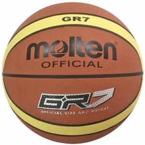 molten(モルテン) バスケットボール ゴム7号 BGR7MY|dstyleshop