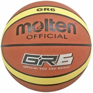 molten(モルテン) バスケットボール ゴム6号 BGR6MY|dstyleshop