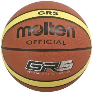 molten(モルテン) バスケットボール ゴム5号 BGR5MY|dstyleshop