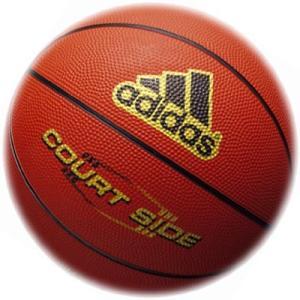 adidas(アディダス) バスケットボール コートサイド ゴム7号 AB7122BR|dstyleshop