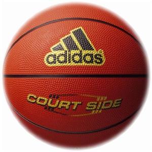 adidas(アディダス) バスケットボール コートサイド ゴム6号 AB5122BR|dstyleshop