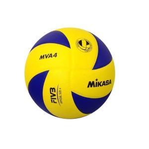 ミカサ MIKASA 中学校 家庭婦人用 バレーボール4号 MVA4 練習球 dstyleshop