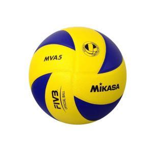 MIKASA 一般 大学 高校用 ミカサ バレーボール5号 MVA5 練習球 dstyleshop