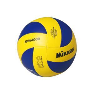 MIKASA 中学 家庭婦人用 練習球 ミカサ バレーボール4号 MVA4000 dstyleshop