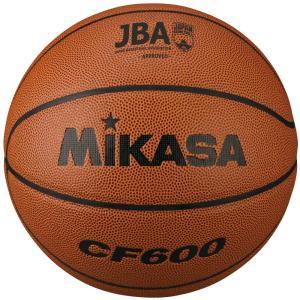 MIKASA ミカサバスケットボール 検定球6号 人工皮革 CF600 一般〜中学女子|dstyleshop