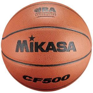 MIKASA ミカサバスケットボール 検定球5号 人工皮革 CF500 小学生ジュニア|dstyleshop