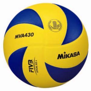 MIKASA ミカサ バレーボール 練習球4号 中学校/家庭婦人用 MVA430 dstyleshop