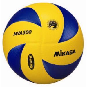 MIKASA ジュニア ミカサ 検定球 小学生バレーボール4号 小学校用 MVA500 dstyleshop