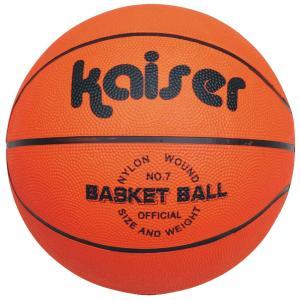 カイザー キャンパス バスケット ボール 7号 KW-496 高校~一般男子 練習用|dstyleshop