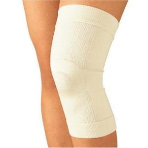 中圧迫 慢性的な膝の痛み 階段 ウォーキング 日常生活 D&M(ディーアンドエム) ラインサポーター ひざ用 #1018 ホワイト|dstyleshop
