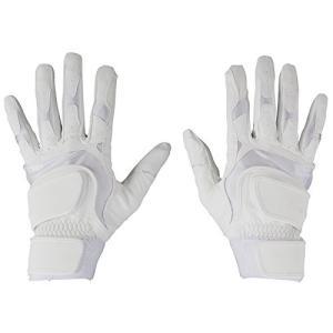 野球 バッティング グローブ 手袋 両手 練習用 高校野球対応 ウォッシャブル ダブルベルト|dstyleshop