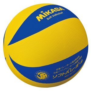 ソフトバレーボール ミカサ MIKASA 検定球 公認球 試合球 MS-M78 ソフトバレー|dstyleshop