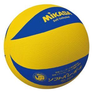 MIKASA ミカサ 小学校ソフトバレーボール試合球 1~4年生用 MS-M64|dstyleshop