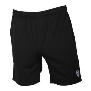 シールズ スポーツウェア パンツ ハーフパンツ ソフトストレッチ 吸汗速乾 UVカット AP-4409SH ブラック|dstyleshop