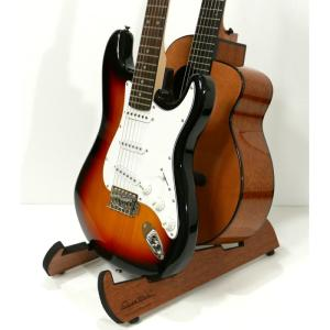 Cooper Stand 木製折りたたみ式ギタースタンド 2本用 Pro-Tandem|dt-g-s|02