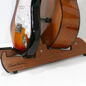 Cooper Stand 木製折りたたみ式ギタースタンド 2本用 Pro-Tandem|dt-g-s|03