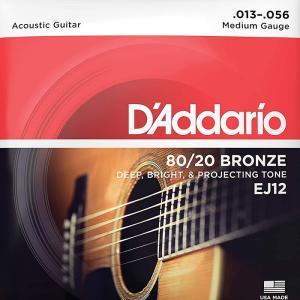 D'Addario EJ12 Medium 013-056 ...