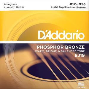 D'Addario EJ19 Bluegrass 012-0...