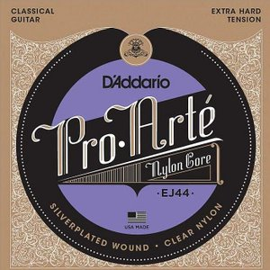 D'Addario Pro Arte Classical E...