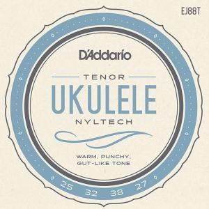 D'Addario Nyletech EJ88T Tenor ダダリオ ナイルテック ウクレレ弦 テナー|dt-g-s