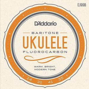 D'Addario Pro-Arte Carbon EJ99B Baritone ダダリオ フルオロカーボン ウクレレ弦 バリトン|dt-g-s