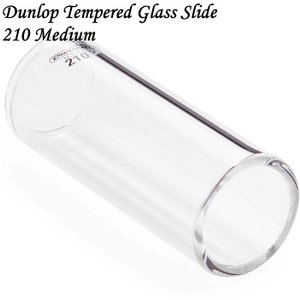 Dunlop Tempered Glass Slide 210 ダンロップ グラス スライドバー