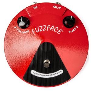 Jim Dunlop JDF2 Fuzz Face ファズ...