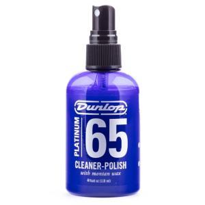 Jim Dunlop P65CP4 ギタークリーナーポリッシュ Platinum 65 Cleane...