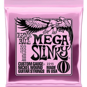ERNIE BALL #2213 Mega Slinky 010.5-048 アーニーボール エレキギター弦|dt-g-s