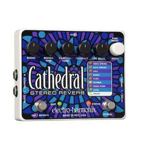 Electro-Harmonix Cathedral  ステ...