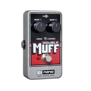 Electro-Harmonix Double Muff フ...