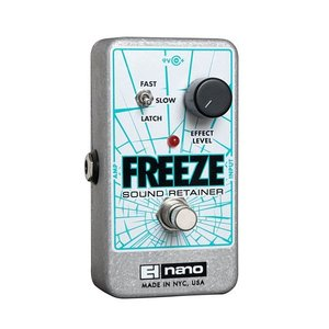 Electro-Harmonix Freeze サウンド リ...