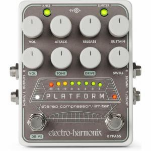 Electro-Harmonix Platform ステレオ...