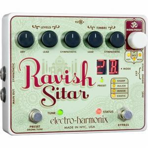 Electro-Harmonix Ravish シタールマシ...