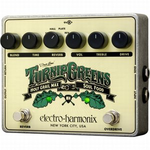 Electro-Harmonix Turnip Greens...