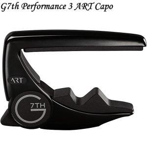 G7th Performance 3 ART Capo Black パフォーマンス3 カポ|dt-g-s