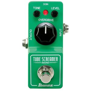 Ibanez TS MINI Tube Screamer オーバードライブ