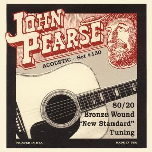 John Pearse #150 New Standard 011-058 ジョン ピアース 80/...