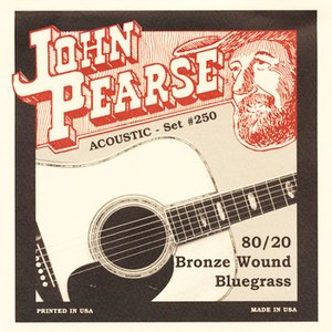 John Pearse #250LM Bluegrass 012-056 ジョン ピアース 80/2...