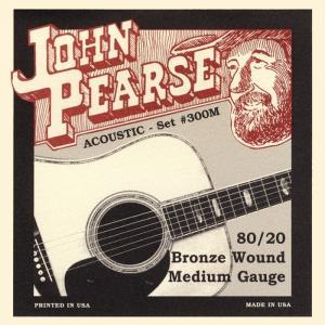 John Pearse #300M Medium 013-056 ジョン ピアース 80/20ブロン...